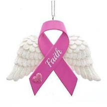 Susan G. Komen® Pink Ribbon Wings Ornament w - $14.99