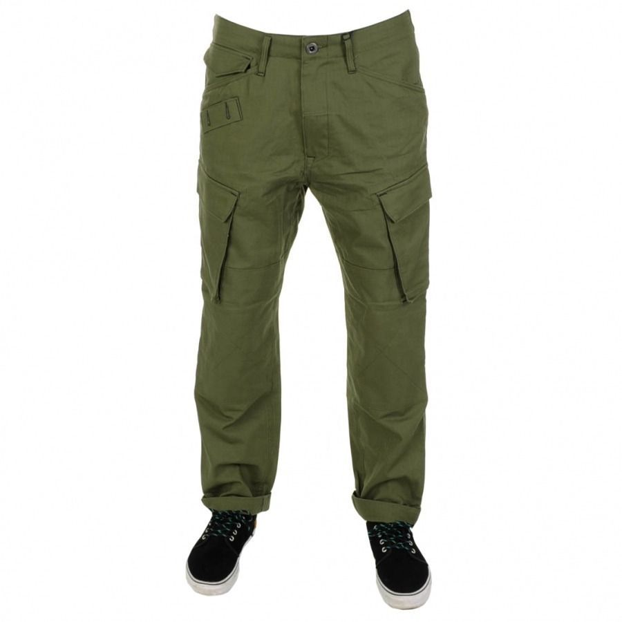 G Star Raw Rovic Field Tapered Cargo Pant in Green Size W32/L32 $180 BNWT - $119.11