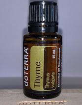 doTERRA Thyme Oil 15ml New Exp 2022/09 - $38.00