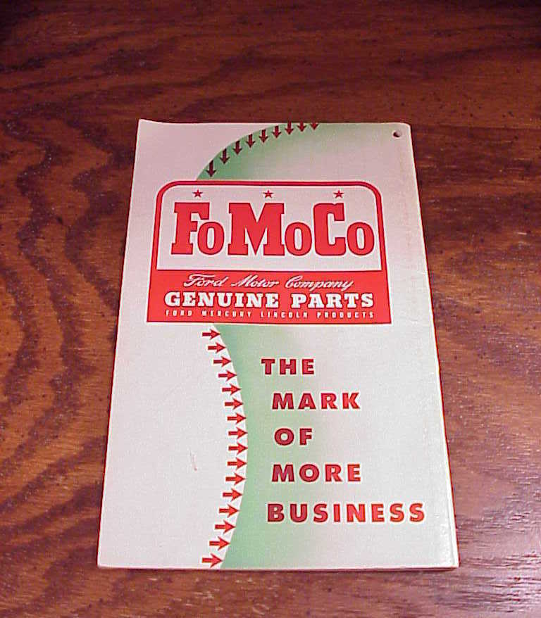 Dealership Ford Motor Company Want List, Spokane, Washington