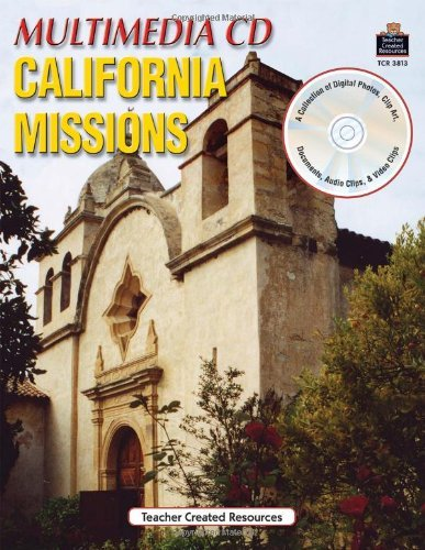 Primary image for California Mission with Book(s) (Multi Media Collections) [Audio CD]