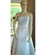 ALLURE WEDDING GOWN DRESS 8113 SIZE 10 NWT RETAIL $700. - $99.00