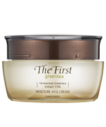 FIRST GREEN TEA NATURAL FACIAL MOISTURE SKIN CREAM - FERMENTED - $28.00