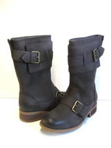 UGG CHANCEY WATER RESISTANT WOMEN BOOTS LEATHER STOUT US 7.5 /UK 6 /EU 38.5 - €146,44 EUR