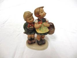 """Vintage Hummel To Market Figurine #49/0 TMK 2 (Full Bee Mark) - 5 ½ """" Tall - $90.00"""