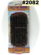 Annie Military Brush 100% Boar Bristle Item# 2082- Soft - $1.97