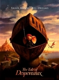 Poster tale of despereaux cropped