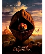 Tale of Despereaux 27 x 40 Original Movie Poster 2008 - $9.95