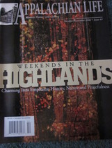 Appalachian Life Magazine Back Issue Issue No. ... - $9.99