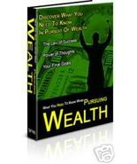 The Secrets Of Pursuing Wealth eBook - $1.99