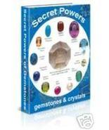The Secrets of Crystals & Gemstones eBook - $1.99