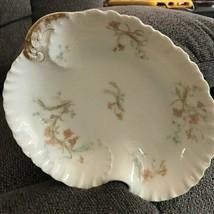 Antique Haviland Limoges Crescent Dish - $19.80