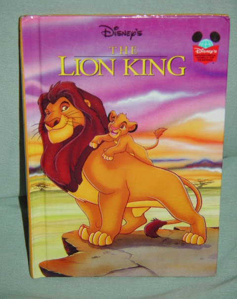 Disney The Lion King 1994