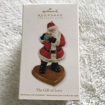 Hallmark Keepsake The Gift Of Love Christmas Ornament New In Box - $14.84