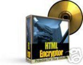 STOP Website + Auction Theft With  HTML Encryptor - $1.99