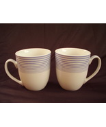 Johnson Bros Fresh Boxed Set of 2 Coffee Mugs N... - $32.00