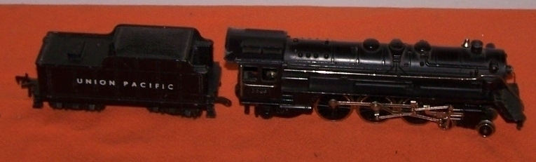 Fleischmann HO Train 4-6-2 Loco Union Pacific