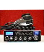 Cobra 29ltd Chrome 40 Channels AM CB Radio - $175.95