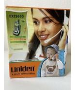 Uniden 5.8GHz Charger Cradle with Handset - Uniden EXI5660 - $29.70