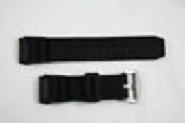Watch Band Strap  Fits CASIO AMW320D AD520 MD705 22mm Rubber  - $11.65