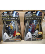 4 Star Trek Figures In The Package - $14.99
