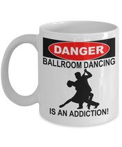 Ballroom Dancing Coffee Mug. - $15.99