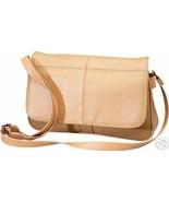 Genuine Leather Shoulder Bag/Handbag #78 TAN - $25.00