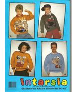 Vintage 4 Knitting Patterns POPEYE Children Adult - $12.00