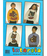 Vintage 4 Knitting Patterns TOM & JERRY Children Adult - $12.00