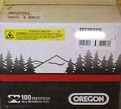 """Oregon 100' Roll Of 91 Vg 3/8"""" Lo Profile Chain 3/8""""  - $549.99"""