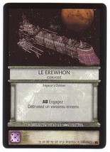 Horus Heresy Sedition's Gate - Erewhon Battleship Card #87 - $1.95