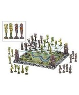 Chess Set legendary Faerie armies ancient kings... - $92.79