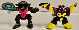 Vintage 1993 Mini ZBots, Z Bots LGTI - $9.89