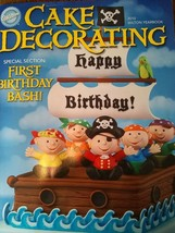 2010 Wilton Yearbook Cake Decorating Special First Birthday Bash Instruction - $2.99