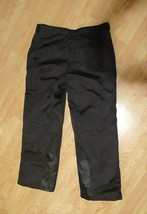 CB Sport Snowmobile Snow pants XL black New with Tags - $75.00