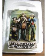 1976 McCORMICK SPIRITOF 1776 200th ANNIVERSARY MINI DECANTER - $25.00