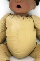 Lee Middleton Dark Skin Black Hair Sleeping Baby Doll LE 1996 Weighted -... - $39.95