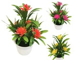 Artificial Flower With Pot Artificial Flowers And Plants, Plant, Fake Flower Orn