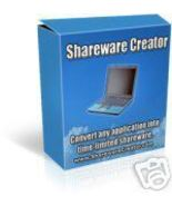 Shareware Creator - Create Time-Limited Software - $1.99