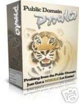 Public Domain Prowler Software - Boosts Biz Profits - $1.99