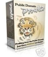 Public Domain Prowler Software - Boosts Biz Profits - $1.99