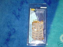 Nextel Boost Motorola i730 blue flashing keypad - $3.99