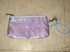 New Tommy Hilfiger True Star Sequined Clutch Purse - $5.99