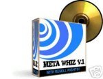 Meta Whiz v1.0 Software Effective Search Engine Tool