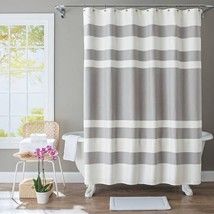 Better Homes and Gardens Waffle Weave Textured Stripe Reversible Shower ... - $37.80