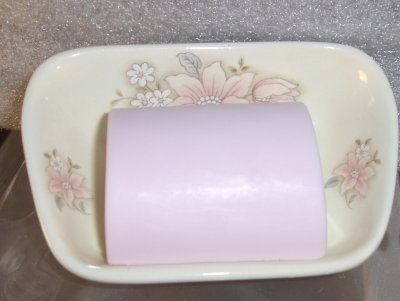 Cherry Blossom Scented 5oz Bath Bar Soap with Emu Oil