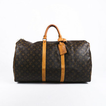 Vintage Louis Vuitton Keepall 55 Monogram Travel Bag - $950.00