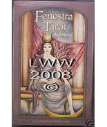 Fenestra Tarot Deck Set By Chatriya NIP Divination NEW! - $21.95
