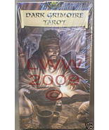 Dark Grimoire Tarot Card Deck  New in box Wicca Pagan - $22.75