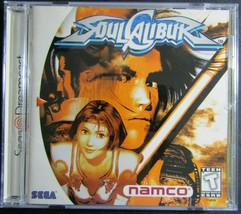 Soul Calibur for Sega Dreamcast - Collector Quality! - $67.72